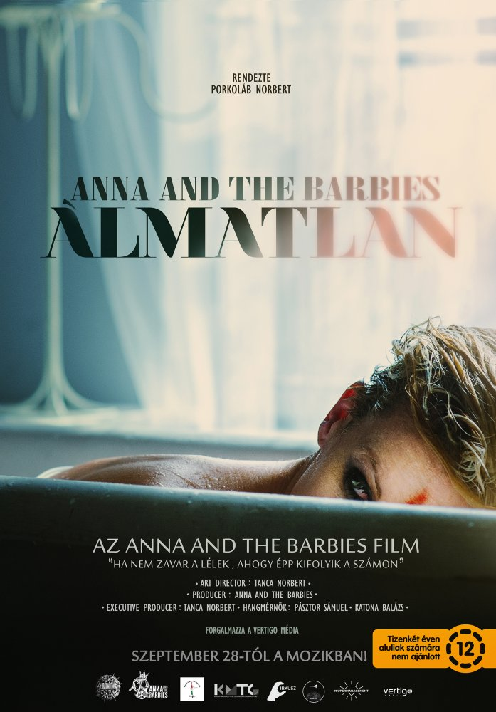 Anna and the Barbies - Álmatlan