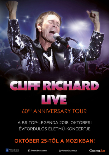 Cliff Richard Live from Manchester 2018