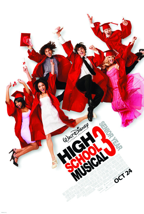 High School Musical 3: Végzősök